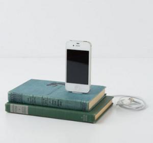 Ipod Book Holder