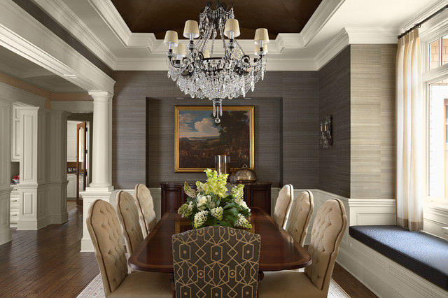 trendy-traditional-dining-room-design