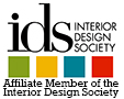 Bella B Home is an Affiliate Member of the Interior Design Society